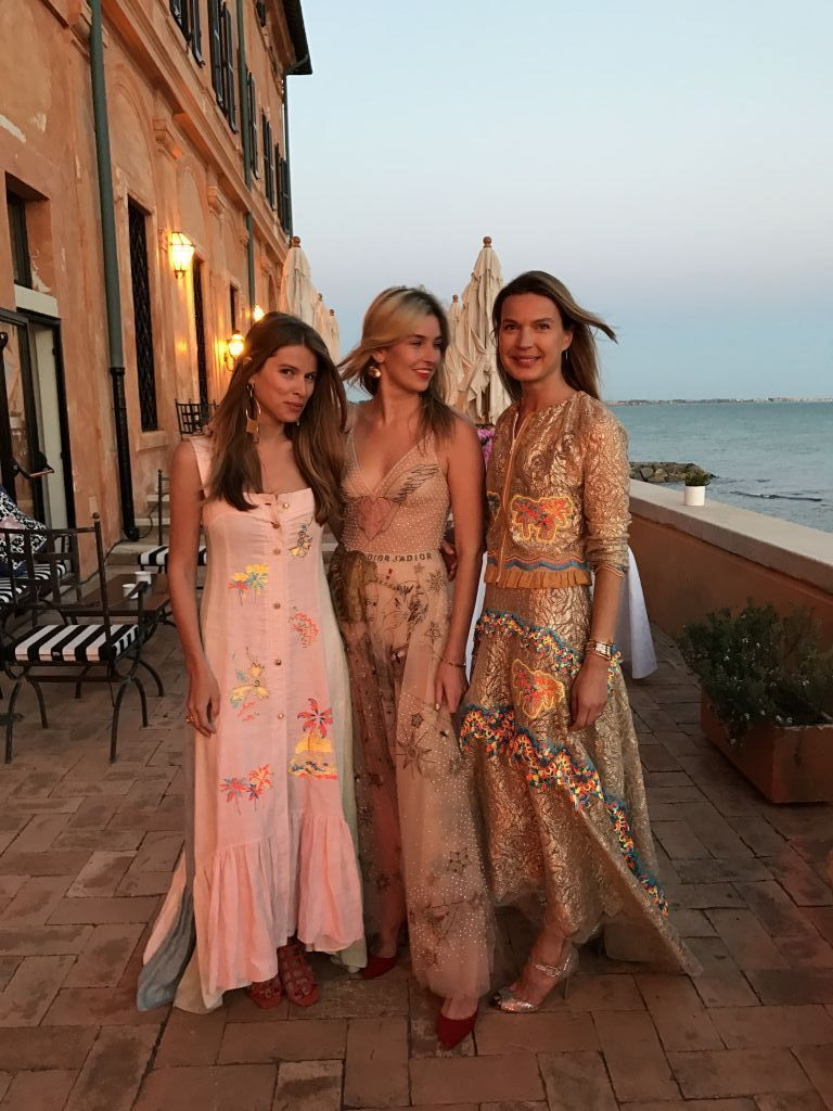 Camille Charriere Monica Ainley Indre Roberts