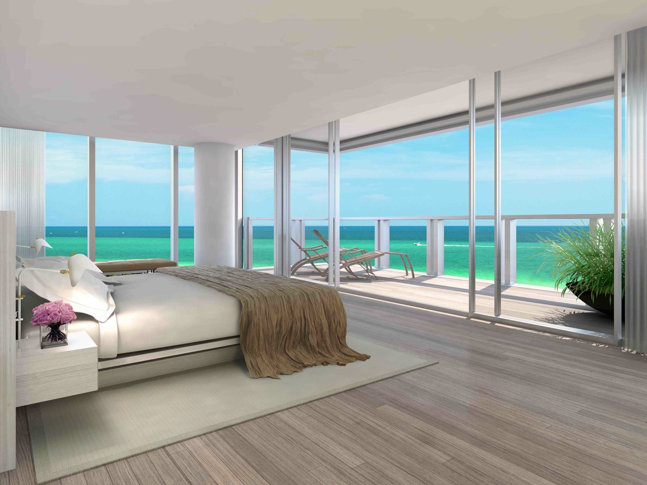 The Residences at Miami Edition: camera