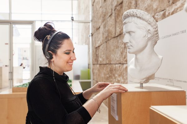 ART FOR THE BLIND_Museo Ara Pacis (1)