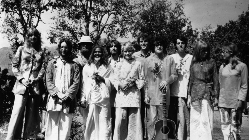 Rishikesh-Beatles