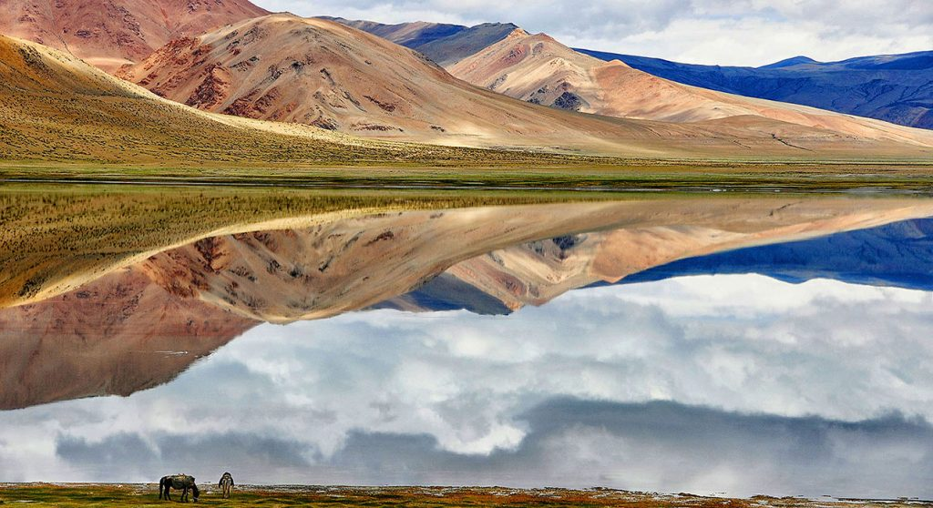 Changthang Plateau: Lake Pano