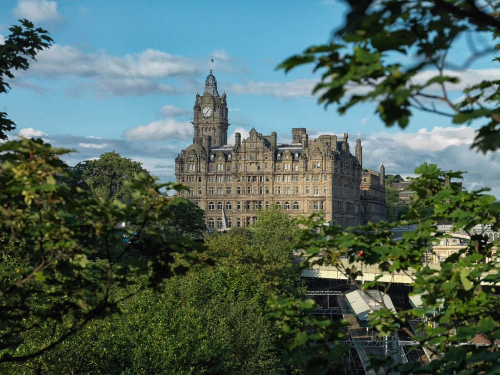 The Balmoral, Edimburgo