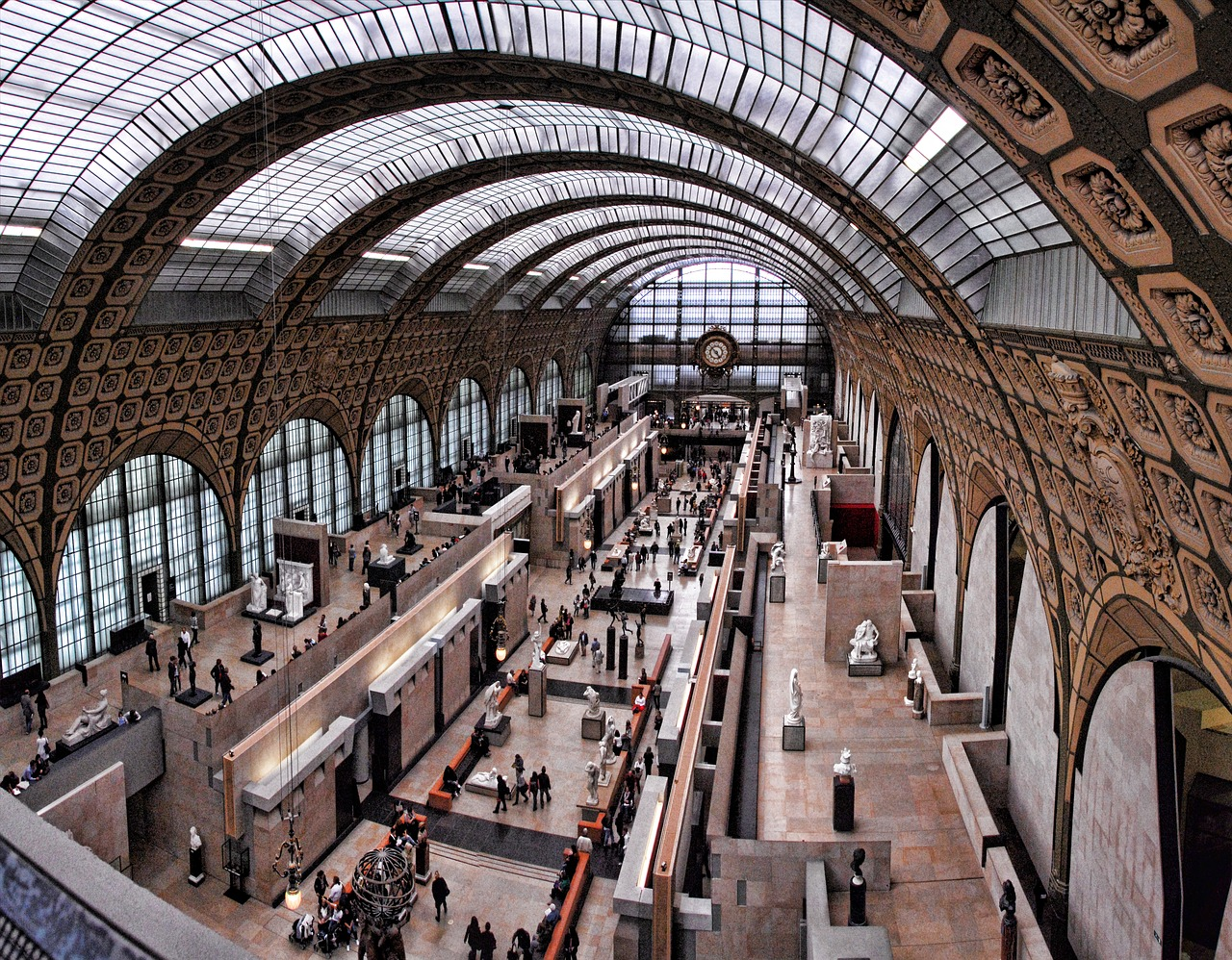 Il Museo d'Orsay, ©Graham-H/Pixabay