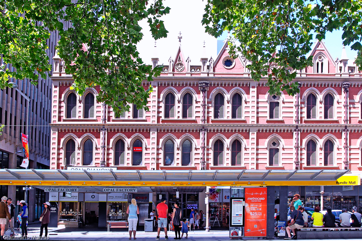 Adelaide - King William Street