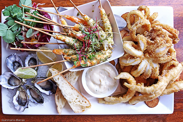 South Australia - Port Elliot - Flyng Fish Cafe