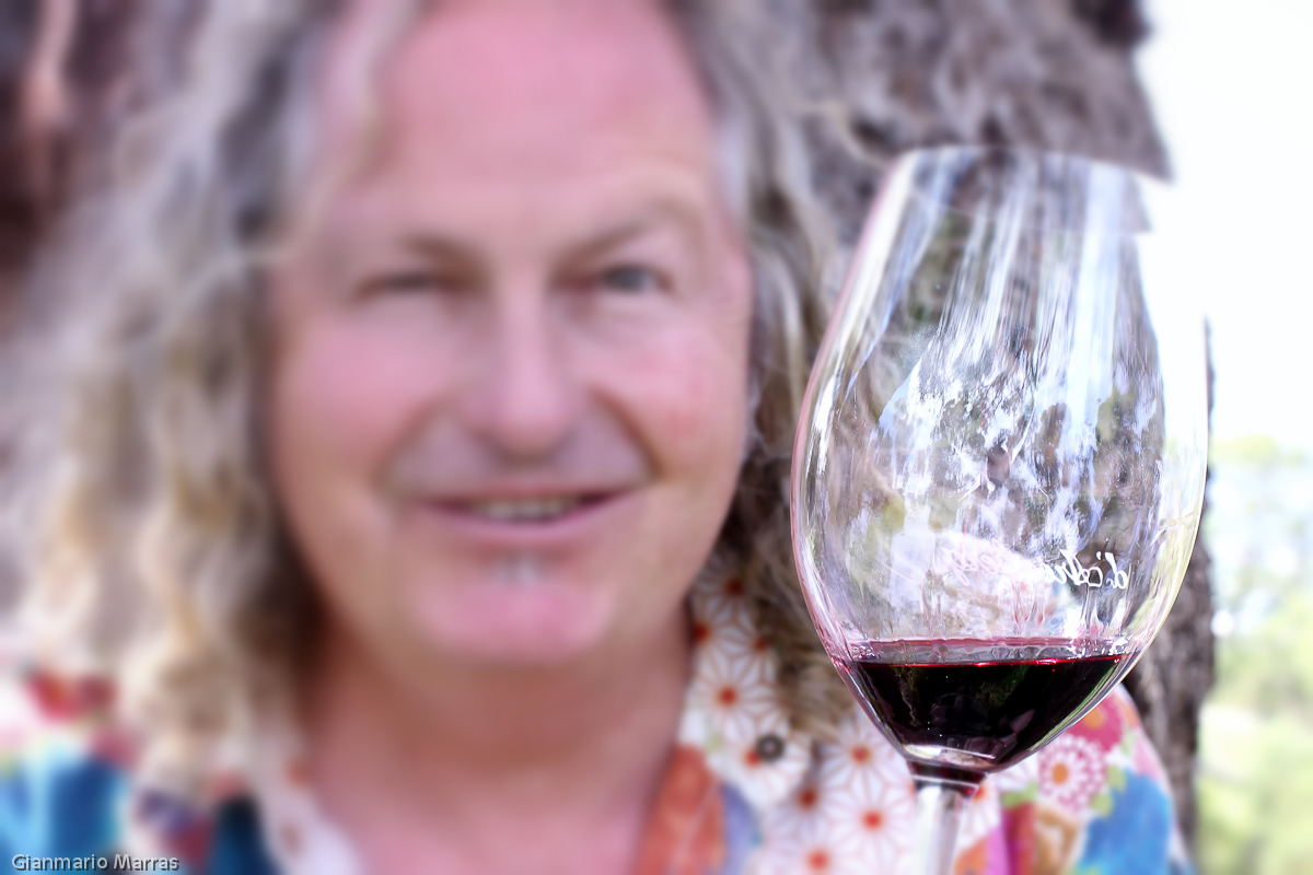 Chester Osborn D'Aremberg Winery