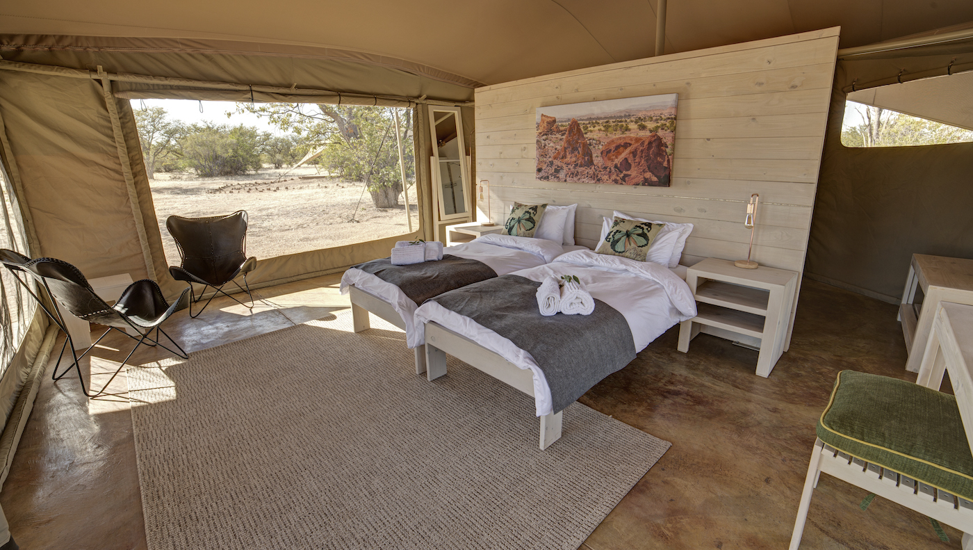 Il Damaraland Glamping Camp