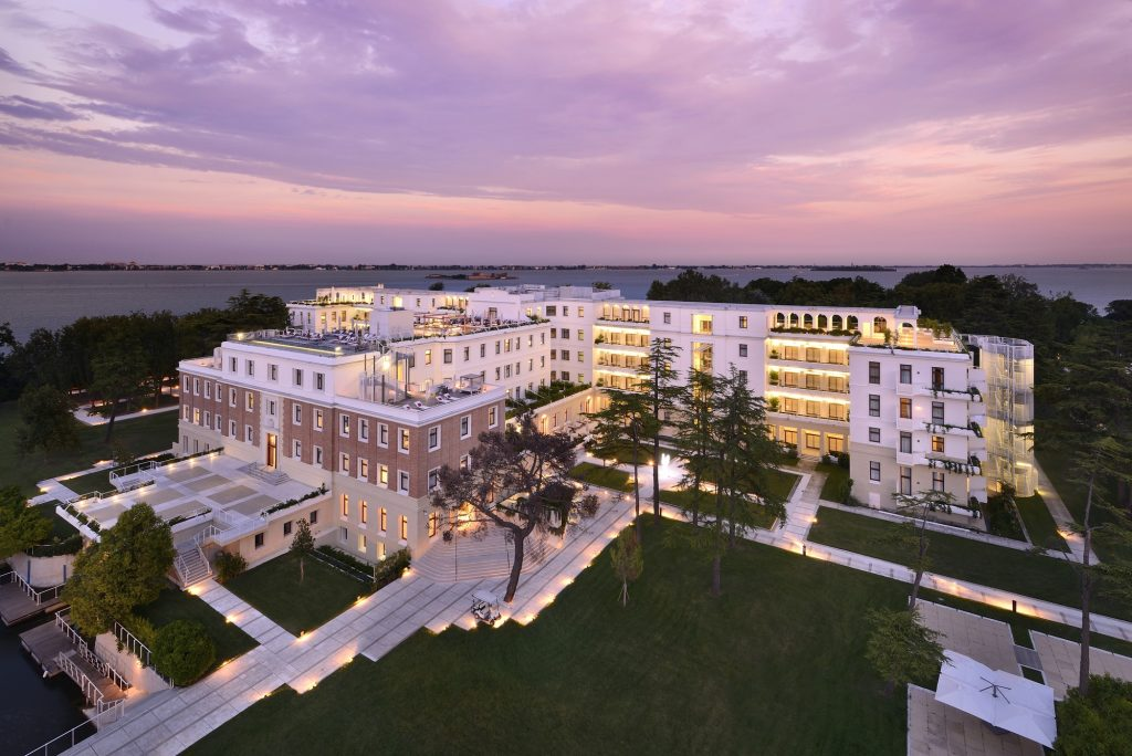 JW Marriott Venice Resort & Spa_Hotel Facade