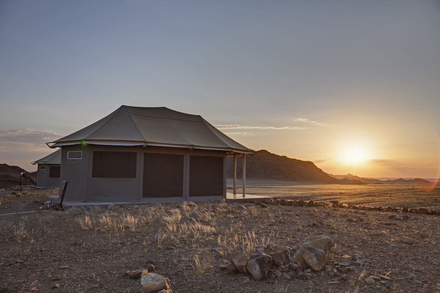 Il Desert Hil Glamping Camp