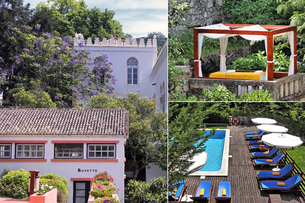 Hotel terme Monchique