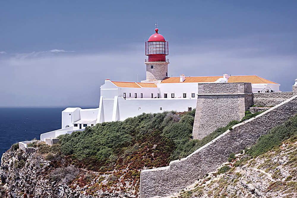 Cabo de Sāo Vicente