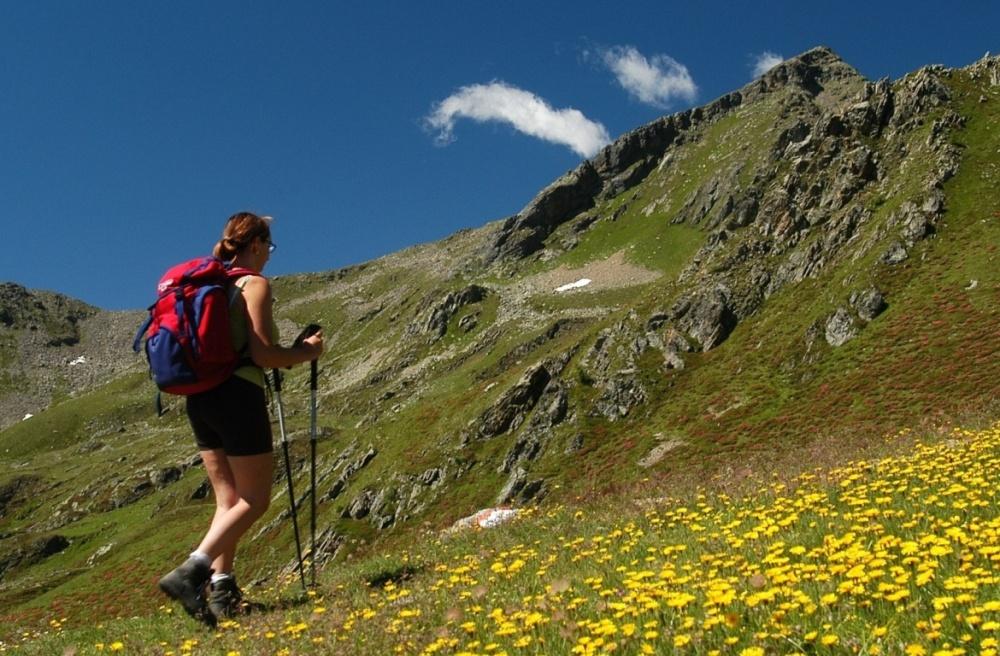 Trekking in Val di Sole