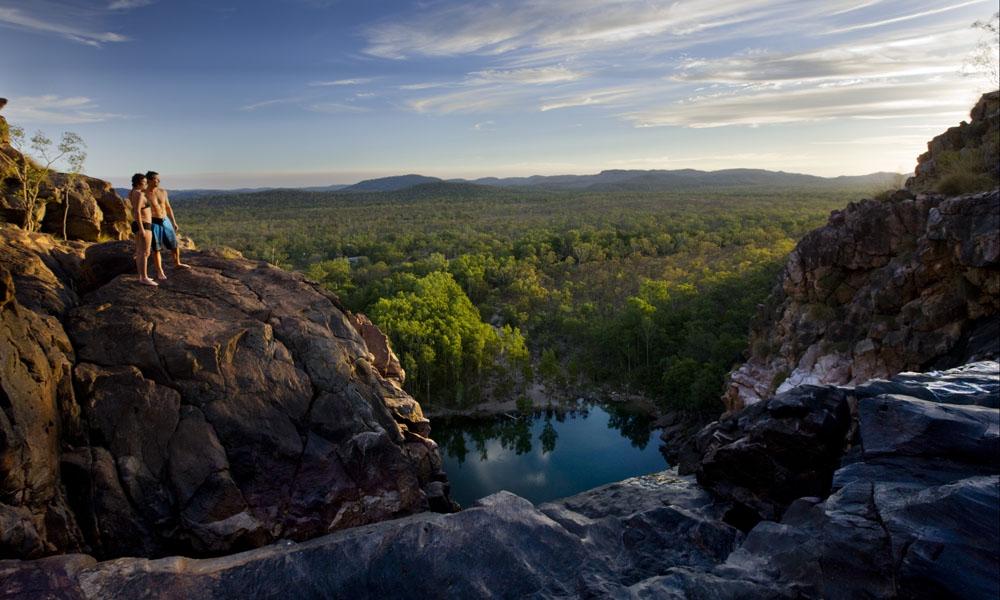 Top pool, Gunlom, Kakadu National Park