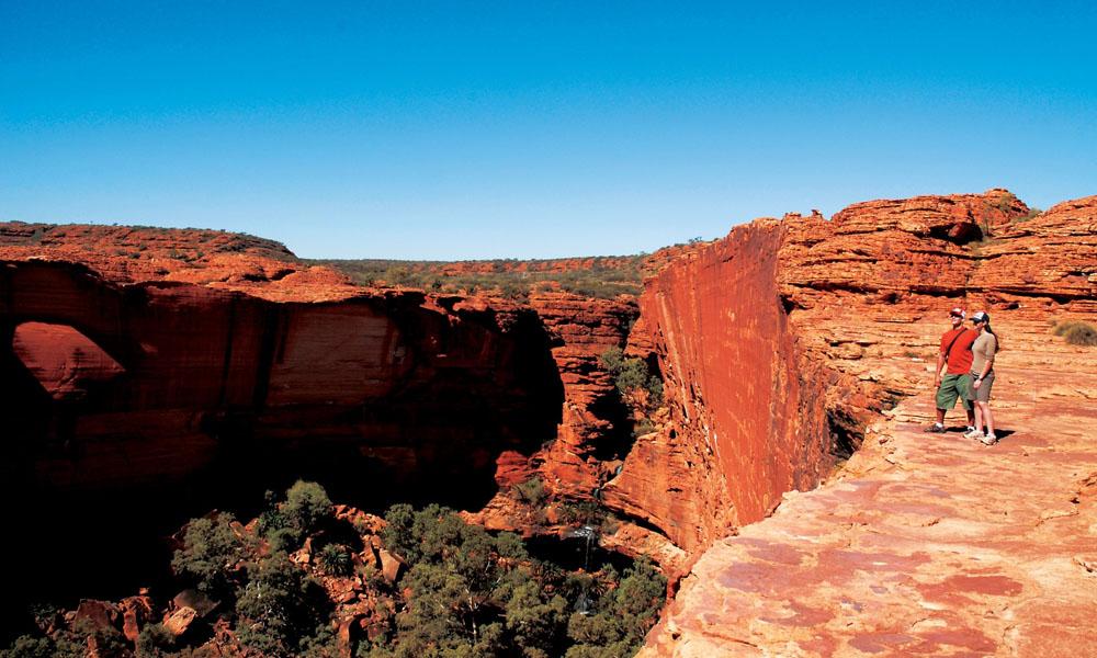 Kings Canyon, Central Australia
