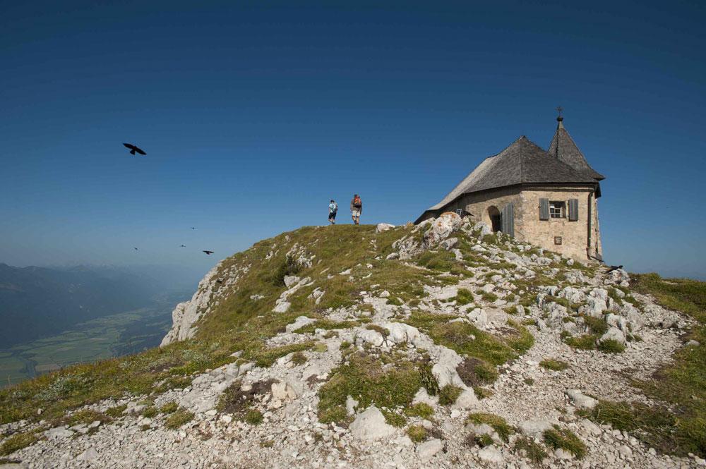 vetta del Monte Dobratsch