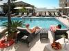 La piscina dell'Hotel Europa