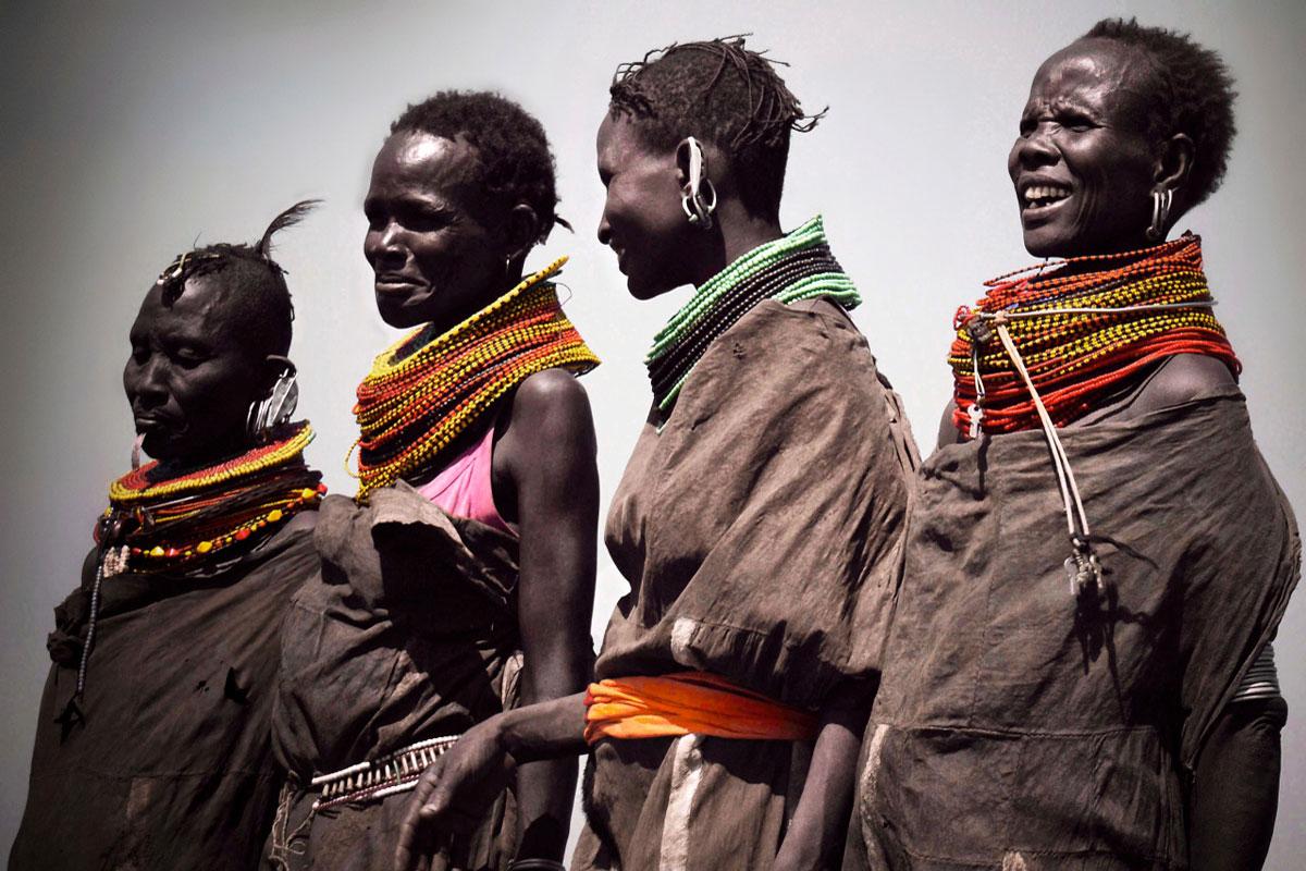 Donne di Turkana