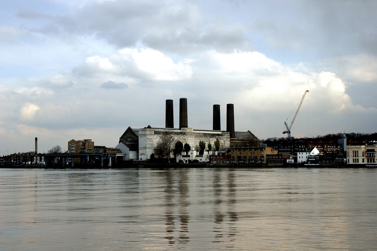 East Greenwich Power Station
