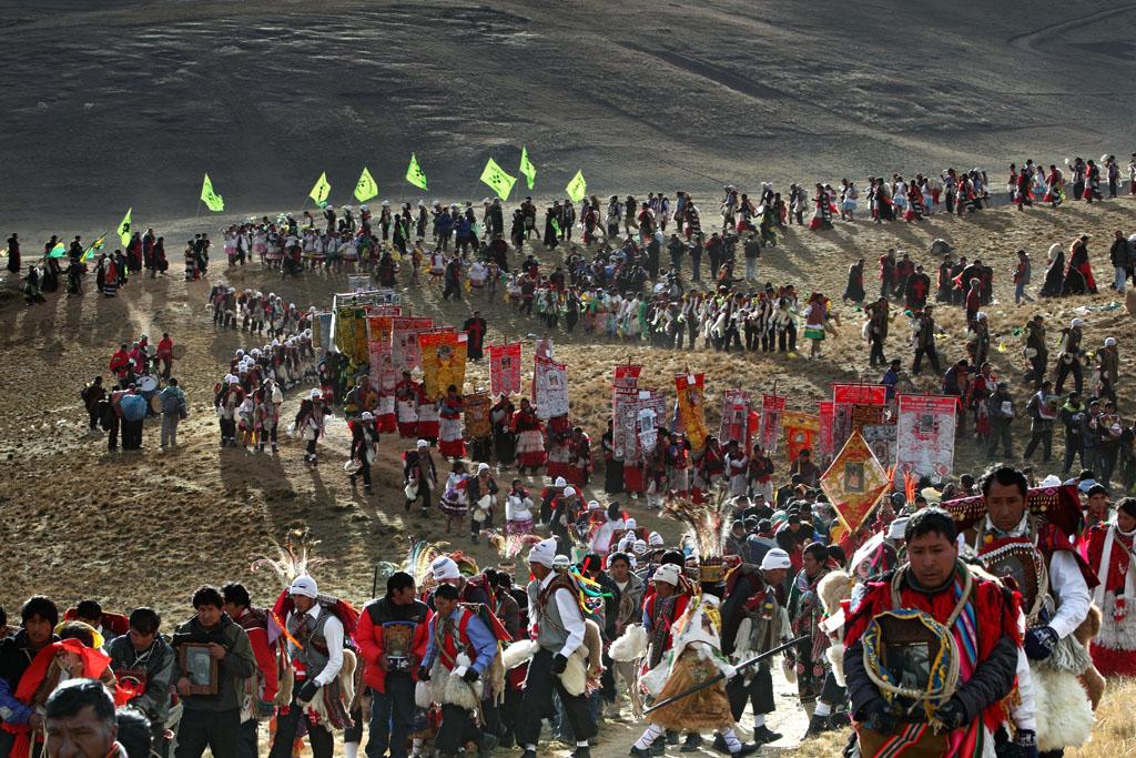 America's biggest native pilgrimage