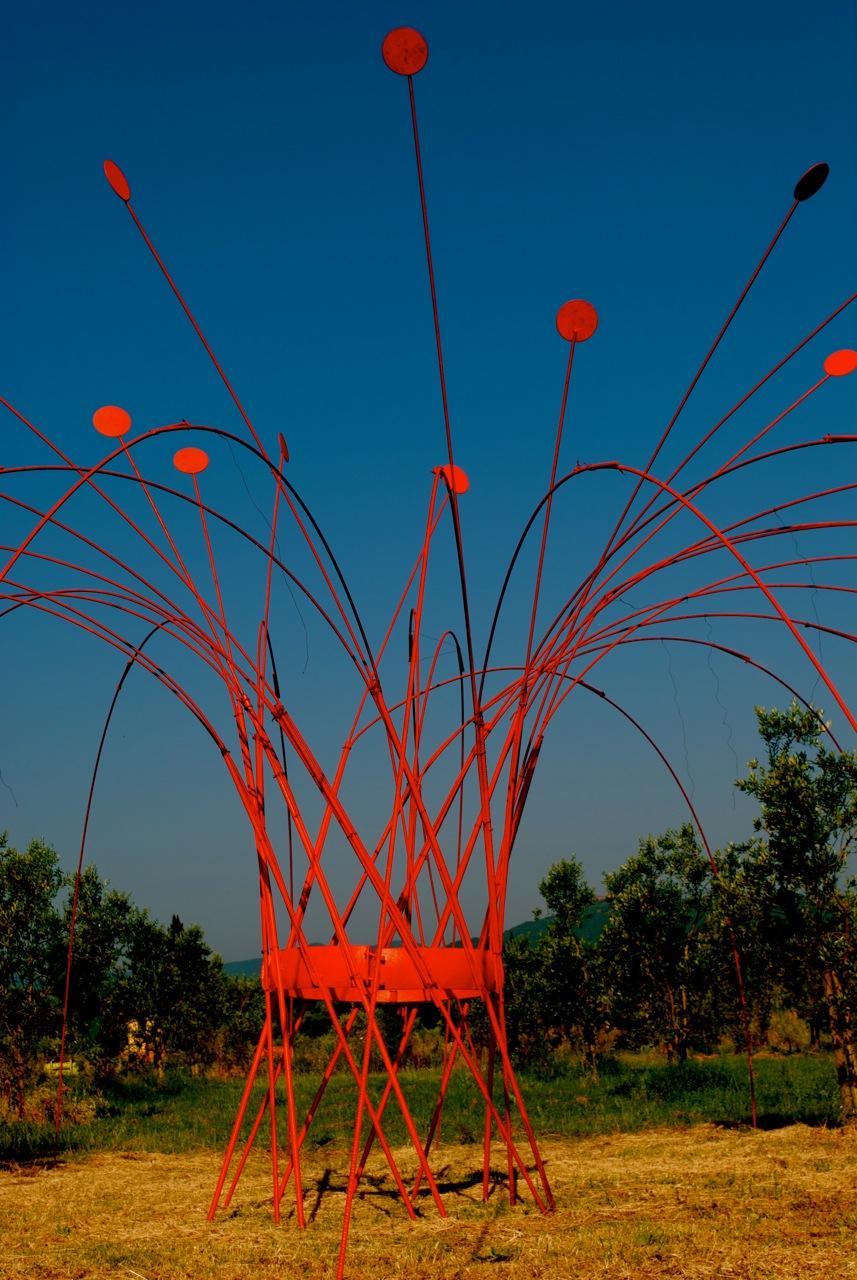 Giardino Viaggio di Ritorno Contemporary Art, Podere Il Leccio