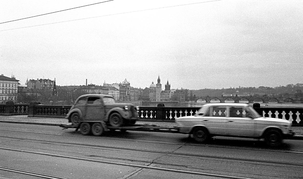 1988: traffico urbano