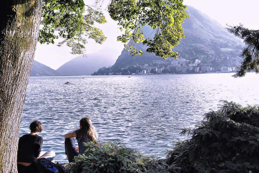 Ticino, Lugano