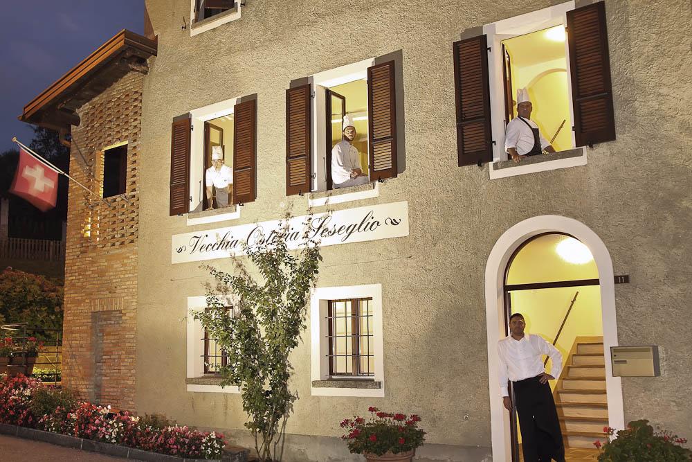 Ticino, Vecchia Osteria Seseglio