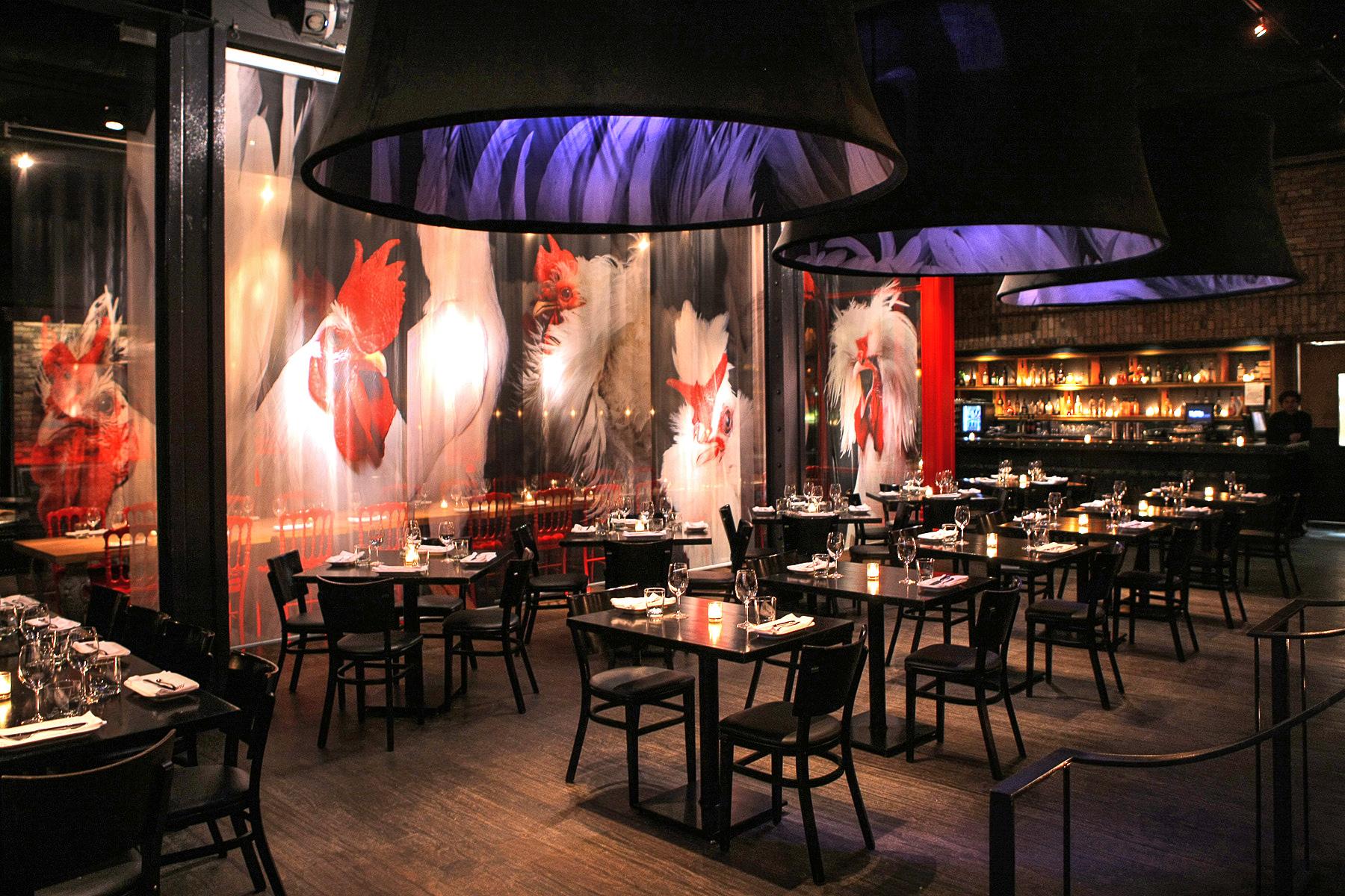 Link Restaurant in Queen Street