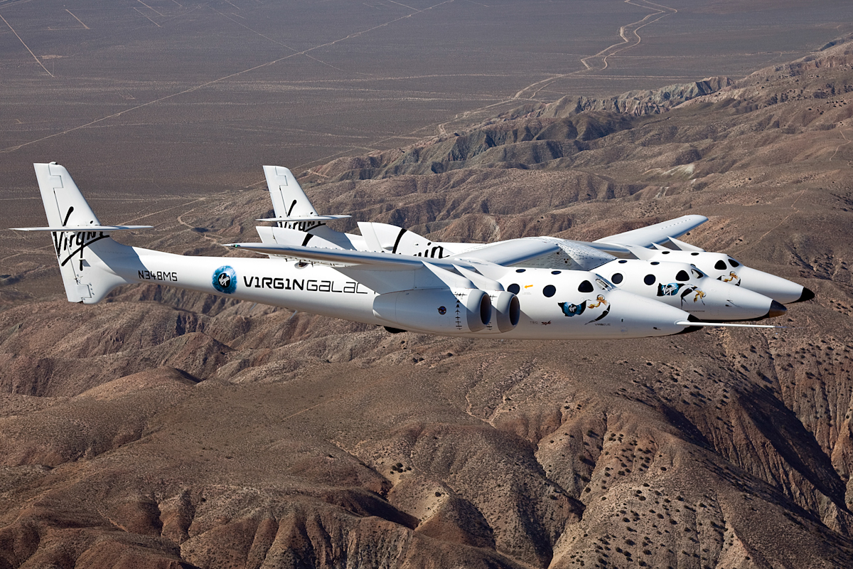 VSS Enterprise First Flight The Triumph of Private