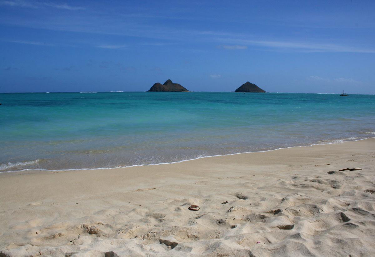 Lanikai Beach Oahu (HI)