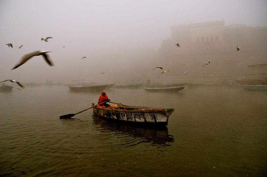 Il Gange come l'Acheronte