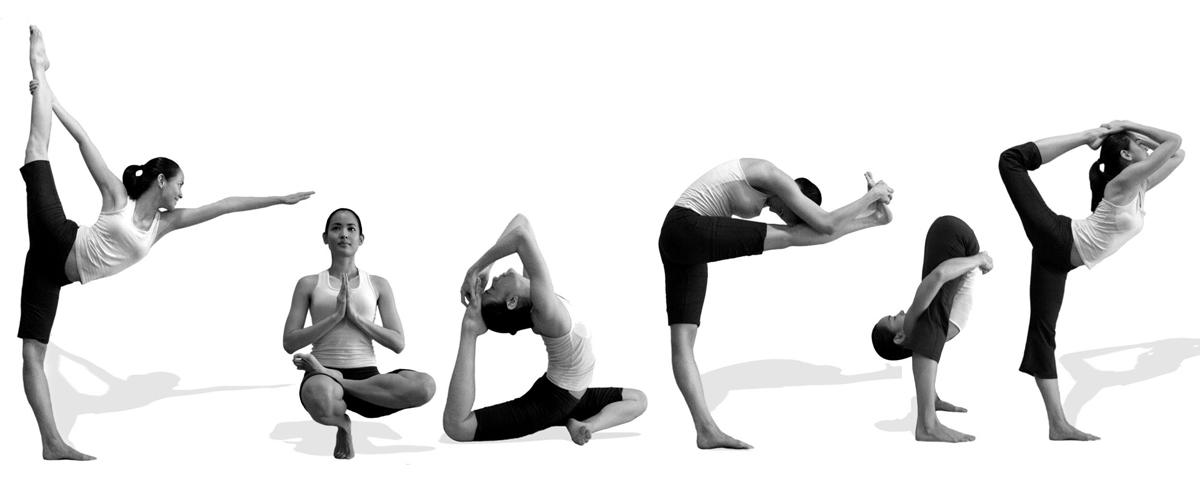 Una sequenza di yoga