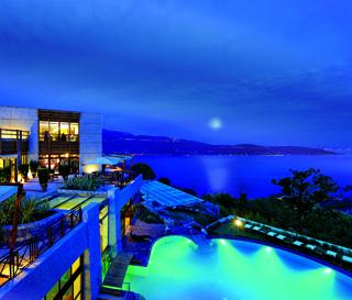 Il Lefay Resort sul Lago di Garda