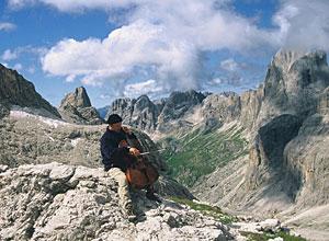 Brunello - I suoni delle Dolomiti