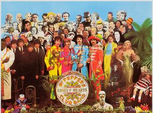 Blake-Peter,-The-Beatles---Sergeant-Pepper-SERIGRAFIA-NUMERA