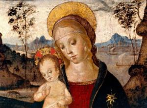 Il Gesù Bambino di Pintoricchio: due dipinti del pittore perugino a confronto nei Musei Capitolini, gratis fino al 5 febbraio