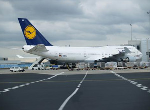 Frankfurt-Lufthansa