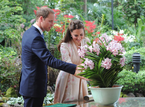 The_Duke_and_Duchess_of_Cambridge_inserting_the_name_plate_into_the_orchid_newly_named_after_them_(Photo_credit_National_Parks_Board,_Singapore)