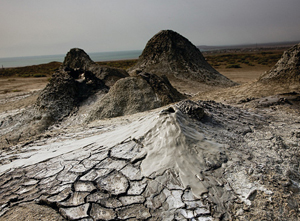 20-Vulcano-d'argilla in azerbaijan