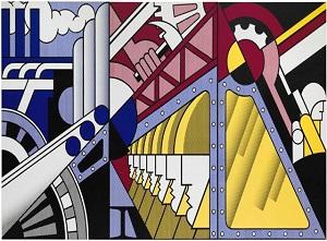 43 - Roy Lichtenstein (1923-1997)