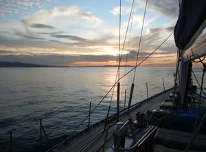 Corse-island-Sailing