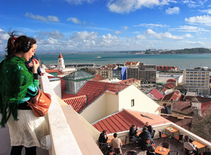 Lisbona-Santa-Caterina