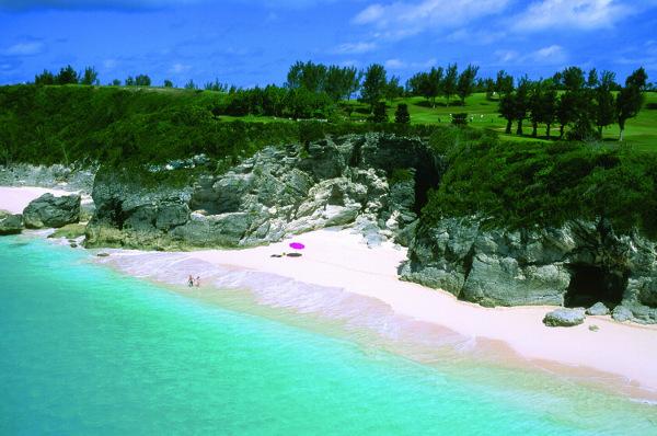 bermuda spiaggia