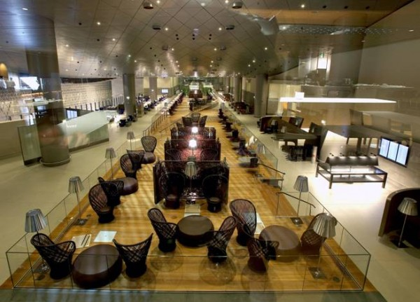 new loung doha airport