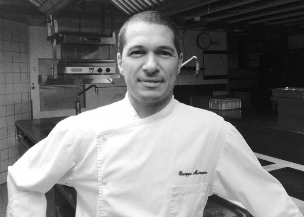 Chef Giuseppe Marrancone