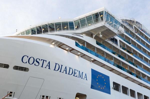 Costa Diadema Prua