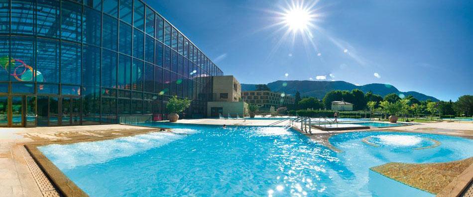 Benessere Alto Adige - Hotel Therme Meran 1