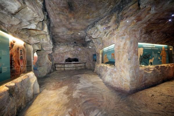 Alta Badia_Museum Ladin Ursus ladinicus_Freddy Planinschek
