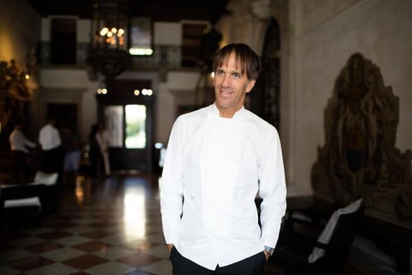 Davide Oldani@Aman Venice