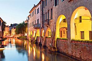 Italy, Veneto, Treviso.